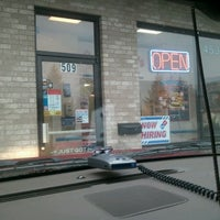 Photo taken at Domino's Pizza by Terri A. on 3/5/2013