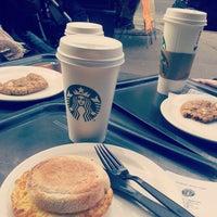 Photo taken at Starbucks by Agathe L. on 3/27/2013