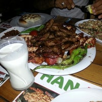 Photo taken at Han Mangal by aysenur on 10/17/2012