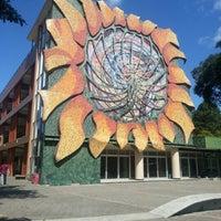 Photo taken at Universidad de Costa Rica by Fede L. on 1/7/2013