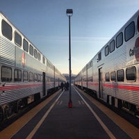 Photo taken at San Francisco Caltrain Station by Patrick T. on 3/29/2013