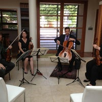 Photo taken at Bellevue Hill by Musica Viva on 2/21/2013