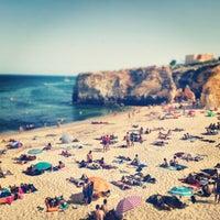 Photo taken at Praia da Batata by Sean R. on 8/2/2013