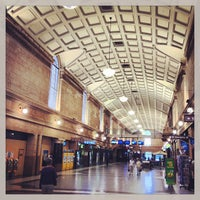 Photo taken at Adelaide Railway Station by Luke S. on 2/14/2013