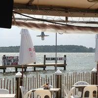Photo taken at Northbeach Restaurant & Bayside Bar by Antonio L. on 6/27/2013