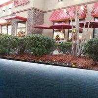 Photo taken at Chick-fil-A by Brandi R. on 10/24/2012