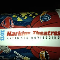 Photo taken at Harkins Theatres SanTan Village 16 by Sal D. on 1/27/2013