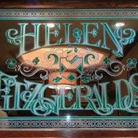Photo taken at Helen Fitzgerald's Irish Grill & Pub by William R. on 10/27/2012