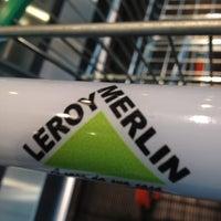 Photo taken at Leroy Merlin by Bruno B. on 11/6/2012