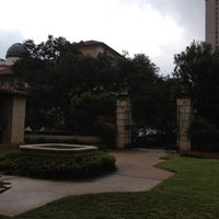 Photo taken at Mary E. Gearing Hall (GEA) by Huey Rey F. on 10/11/2012