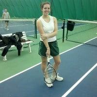 Photo taken at Rock Creek Tennis Center by Danielle A. on 2/1/2013
