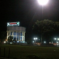 Photo taken at Alun - Alun Kota Magelang by nans h. on 6/30/2013