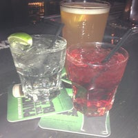 Photo taken at Jordan's Bistro & Pub by Robert Q. on 3/30/2013