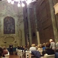 Photo taken at Oratorio San Filippo Neri by Alememole on 11/6/2012