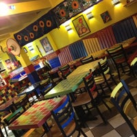 Photo taken at Ahora Mexican Cuisine by Nadia C. on 10/11/2012