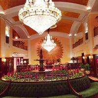 Photo taken at Amway Grand Plaza Hotel by Joe S. on 2/16/2013