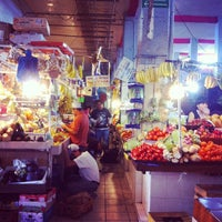 Photo taken at Mercado de Santa Tere by Hizay C. on 1/11/2013