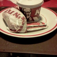 Photo taken at KFC / KFC Coffee by nunki l. on 1/17/2013