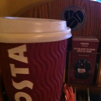 Photo taken at Costa Coffee by Lucy on 10/26/2012