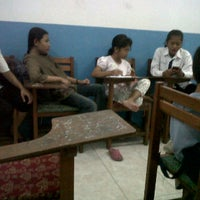 Photo taken at Gajah Mada Learning Center by Josephine F. on 3/26/2012