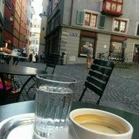 Photo taken at Teecafé Schwarzenbach by Telmo P. on 7/14/2015