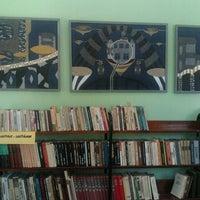 Photo taken at Ogres Centrālā bibliotēka by Evija K. on 3/26/2013