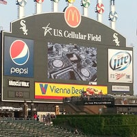 Photo taken at Guaranteed Rate Field by Jamie A. on 6/10/2013