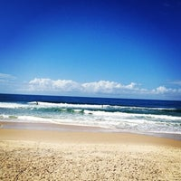 Photo taken at Praia Brava by Hoksana on 7/14/2013