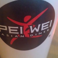 Photo taken at Pei Wei by Victor D. on 5/3/2013