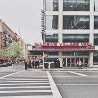 Photo taken at AMC Loews Village 7 by Sheryl Mae on 4/21/2013