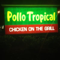 Photo taken at Pollo Tropical by Nina on 11/10/2012