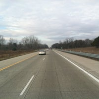 Photo taken at I-96 by Tim on 11/20/2012