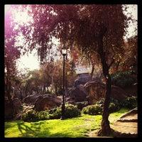 Photo taken at Apoquindo con Malaga by Danielle Alencar on 8/25/2013