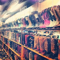 Photo taken at Allens Boots by Elise M. on 10/11/2013