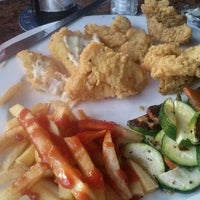 Photo taken at Safety Harbor Grill & Bar by Lillie P. on 10/19/2012