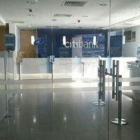 Photo taken at Citibank by Lim K. on 1/9/2016
