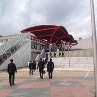 Photo taken at Makuhari Messe by asashin_jp on 10/25/2012