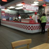 Photo taken at Five Guys by Shane H. on 4/2/2013