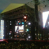 Photo taken at Stadion Utama Gelora Bung Karno (GBK) by Farah N. on 3/9/2013