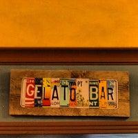 Photo taken at Gelato Bar by Eletta B. on 11/5/2012