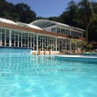 Photo taken at Hotel Rancho Silvestre by Marcelo L. on 2/24/2013