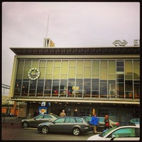 Photo taken at Station Eindhoven by Jostijn L. on 2/16/2013