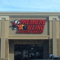 Photo taken at Premiere Bowling & Entertainment by Adam B. on 1/5/2014