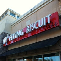 Photo taken at The Flying Biscuit Cafe by Craig on 11/13/2012