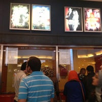 Photo taken at Stars Cinema by Sahar on 3/22/2013