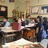 Photo taken at Escuela Santa Cruz by Steffany Q. on 9/21/2012