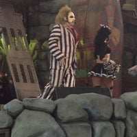 Photo taken at Beetlejuice's Graveyard MashUp by Melissa on 1/28/2013