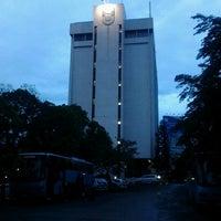 Photo taken at PT PUSRI (Pupuk Sriwidjaja) by Hasim M. on 12/28/2012