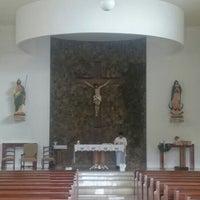 Photo taken at Iglesia San Judas Tadeo by Miguel C. on 11/29/2015