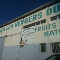 Photo taken at SICA Les VERGERS du LEZ by Longboard34 D. on 5/24/2012